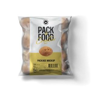 休闲食品包装样机食品真空包装样机