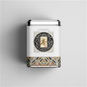 茶葉鐵罐包裝樣機