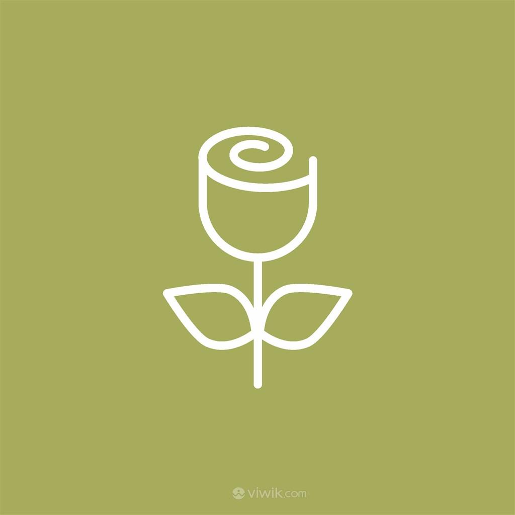 护肤品公司logo素材