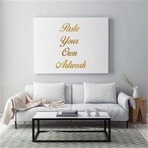 现代简约室内装饰画画框样机