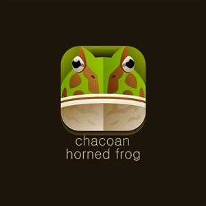 角蛙設計傳媒矢量logo圖標