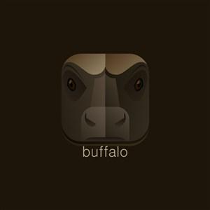 牛肉食品公司矢量logo素材
