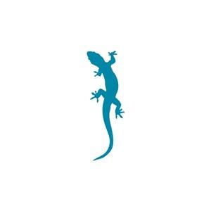 壁虎图标网络科技公司logo素材