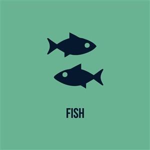 餐飲食品公司矢量logo設計素材