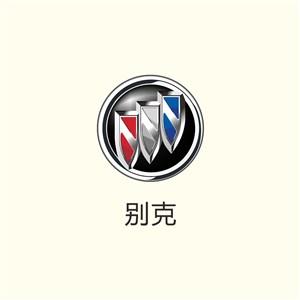 别克汽车矢量logo设计模板