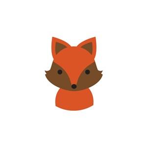 狐狸图标饰品公司矢量logo素材