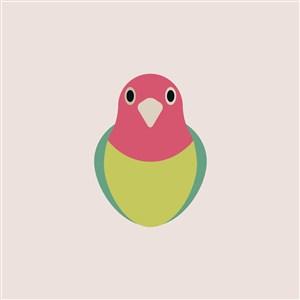 为了加快公司logo素材鸟图标
