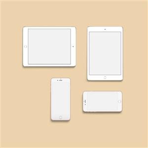 手机平板样机素材