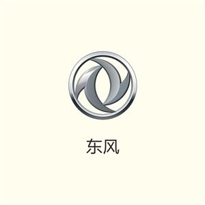 东风汽车矢量logo图标