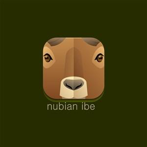 北山羊图标设计传媒logo素材