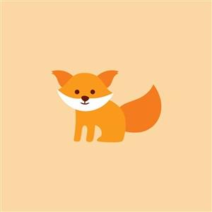 网络公司矢量logo设计素材狐狸图标