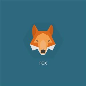 网站网络科技公司logo素材狐狸图标