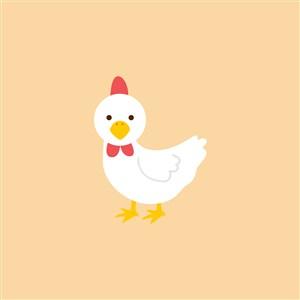雞矢量logo圖標食品公司logo素材