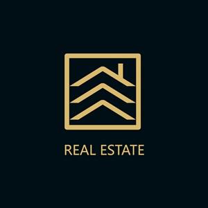 建筑圖標房地產公司矢量logo設計素材