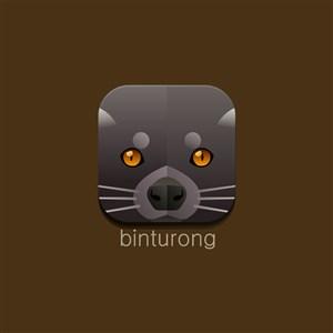 熊狸图标设计传媒矢量logo素材
