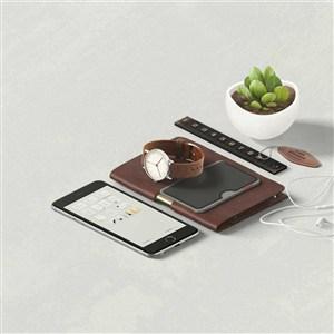 创意办公桌面手机手表样机