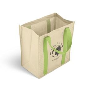 环保购物袋贴图样机