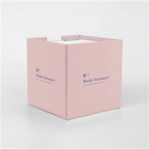 办公用品VI精美包装盒样机