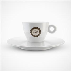 马克杯茶杯咖啡杯样机