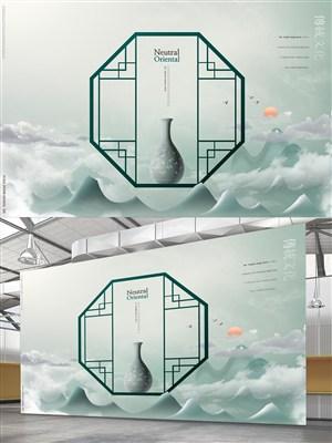 中國風創意海報素材