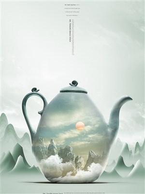 創意中國風海報