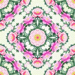 古典中式矢量花卉素材