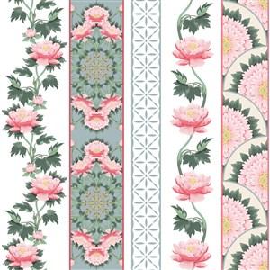 中式传统花纹花边素材