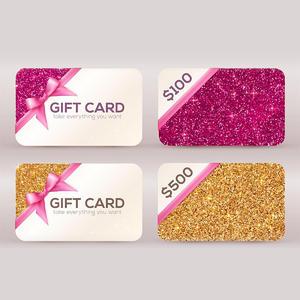 促銷卡片設計素材