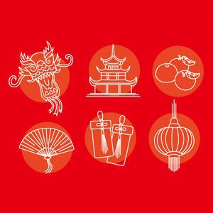 中国建筑素材