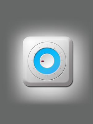 立體化APP按鈕