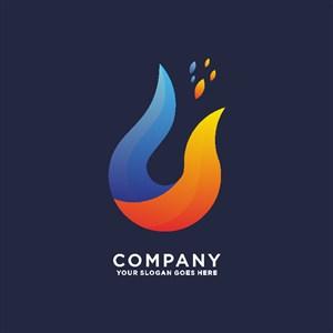 公司標志矢量logo設計素材