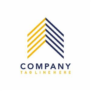 箭头图标公司矢量logo设计素材