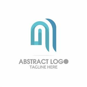 抽象標志設計矢量logo素材