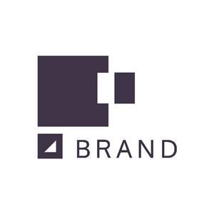 方块摄像机标志设计矢量logo