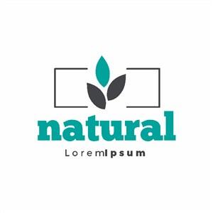 化妝品護膚品logo設計素材