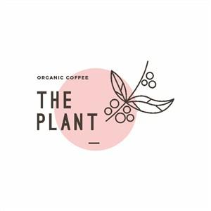 有機咖啡矢量logo設計素材