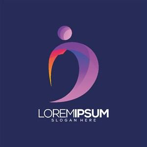 教育培训机构标志设计logo素材