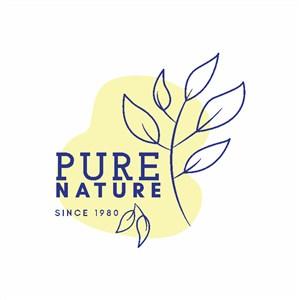 純天然植物化妝品logo素材