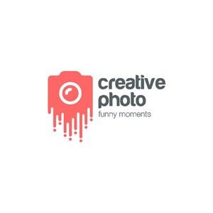 相機標志圖標設計傳媒矢量logo設計素材