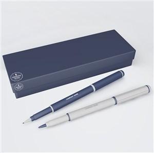 高档钢笔包装盒贴图样机