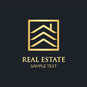 建筑标志地产公司logo素材