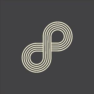 8字图标建筑公司logo