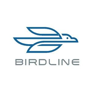 飞机标志图标矢量logo设计