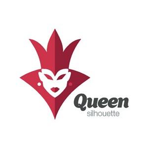 女王标志图标美容医疗矢量logo素材