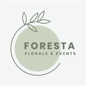 树叶图标护肤品矢量logo