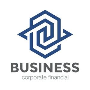商务贸易公司logo企业矢量图标