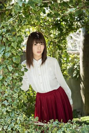 清新亮麗性感養眼日本美女圖片