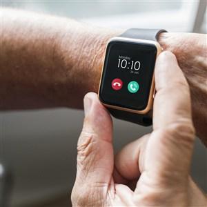 蘋果手表貼圖樣機