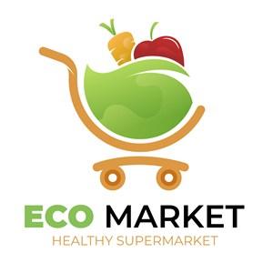 水果蔬菜超市标志超市logo