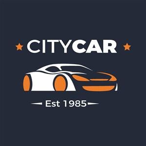 车标志图标汽车品牌矢量logo设计素材